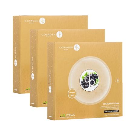 3 Kutu Collagen Up Gold - Aylık Kür Paketi